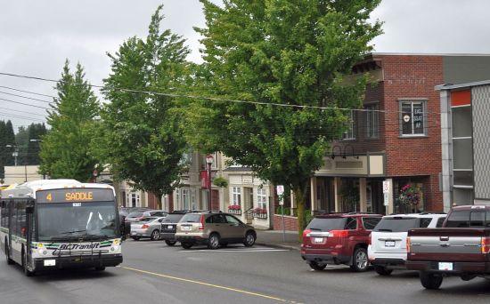 Montrose Avenue, Abbotsford