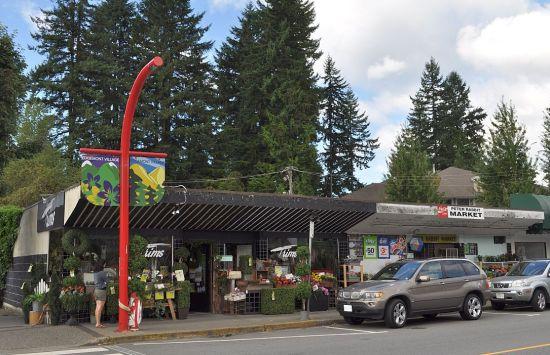 Edgemont Drive, North Vancouver