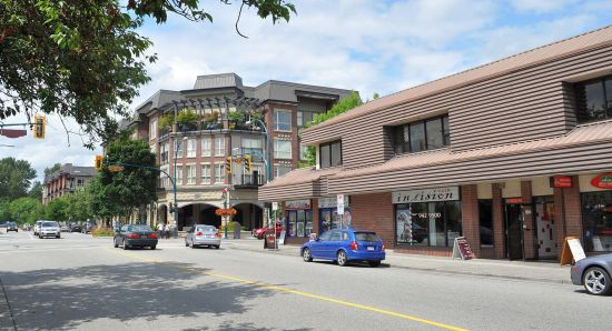 Downtown Port Coquitlam