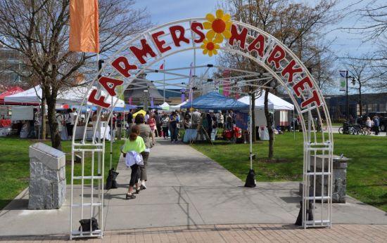 Farmers Market, Maple Ridge