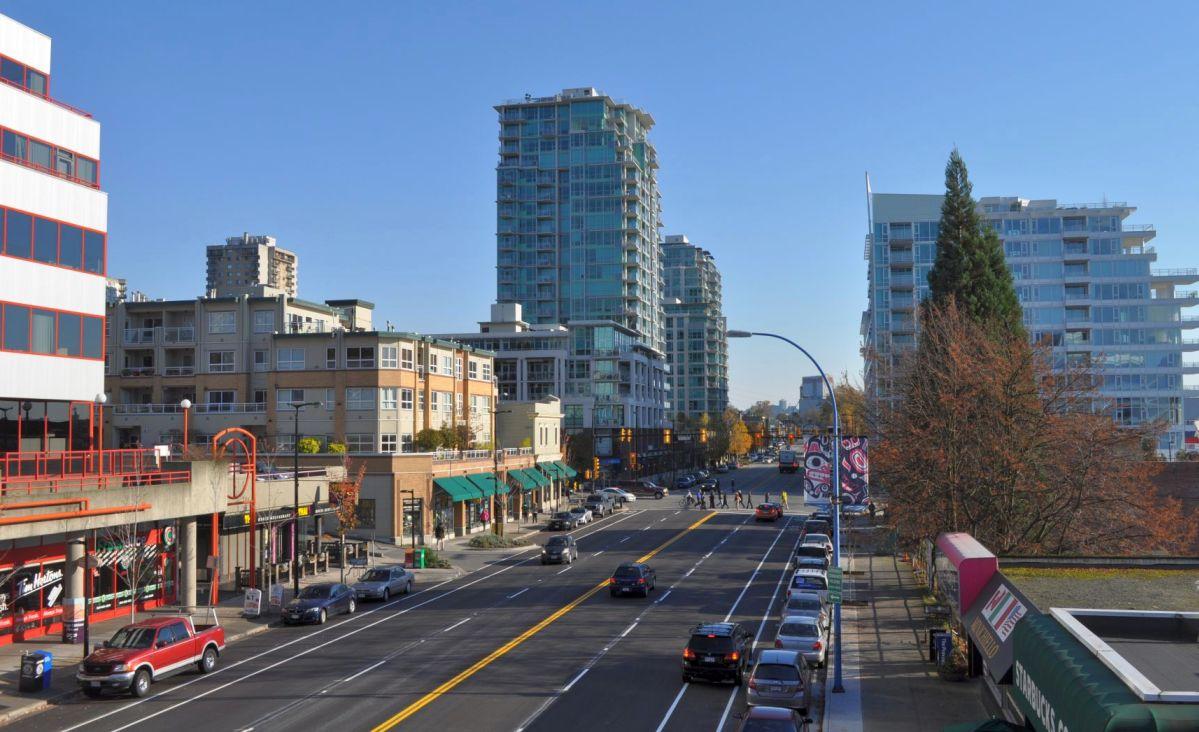 The Esplanade, North Vancouver