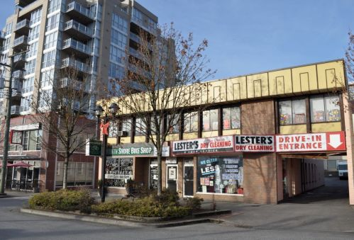 Shops, Fourteenth Street, North Vancouver