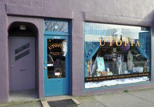 Shopfront, Lonsdale Avenue, North Vancouver