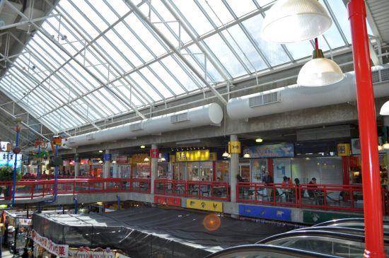 Richmond Public Market interior