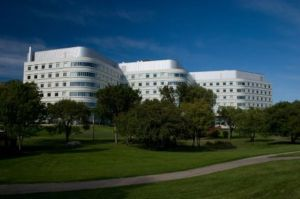 An A+ rating: Saskatoon City Hospital (photo from BTY Group)