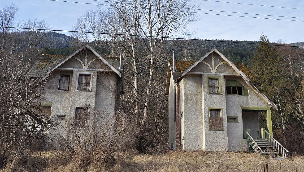fraser canyon hamlets and one dollar houses fraseropolis