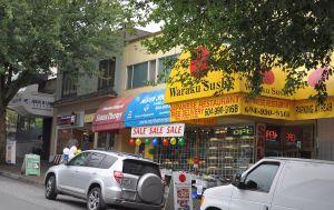 Shops, Lonsdale Ave.