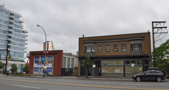 Vintage property slated for redevelopment, Esplanade