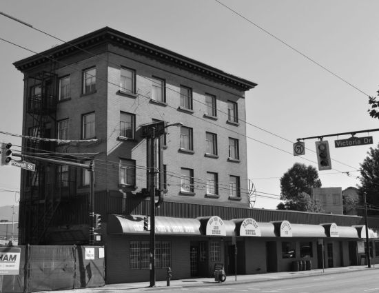 Princeton Hotel, Powell Street