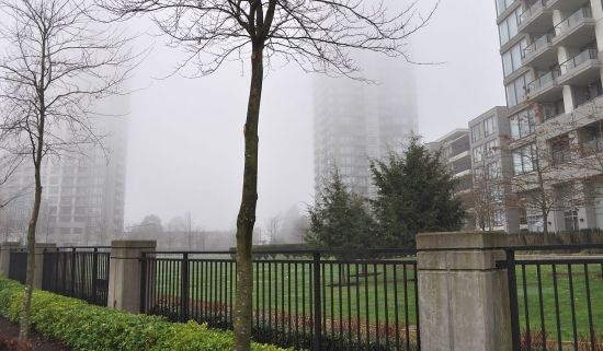 Residential towers adjacent to the High Gate Centre, Edmonds