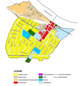 Fort Langley plan 2006