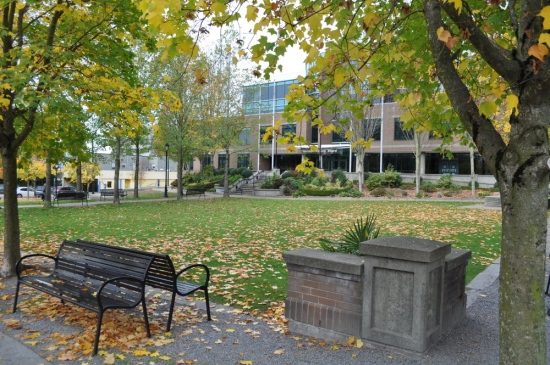 Vancouver School Board offices, Tenth Avenue near Granville Street
