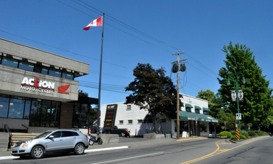 Esquimalt high street