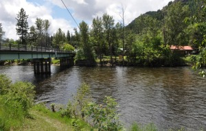 Kettle River at Midway