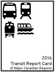 2016 Pachal transit report card