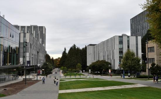 Fraseropolis UBC campus centre