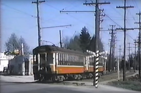 Fraseropolis Interurban tram 1951 from Youtube