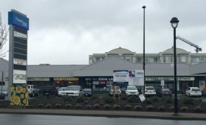 Fraseropolis Langley City strip mall