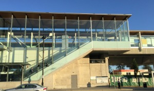Fraseropolis Burquitlam Station